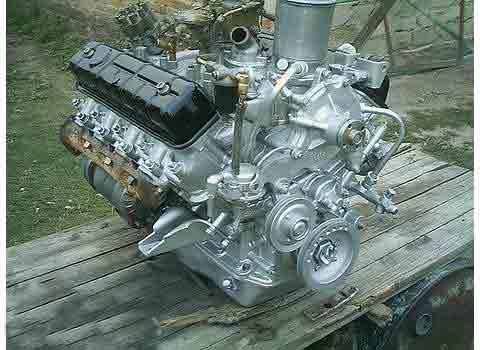 Двигатель газ-53 ремонт своими руками