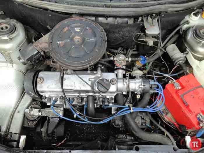 двигатель ваз 2110 фото