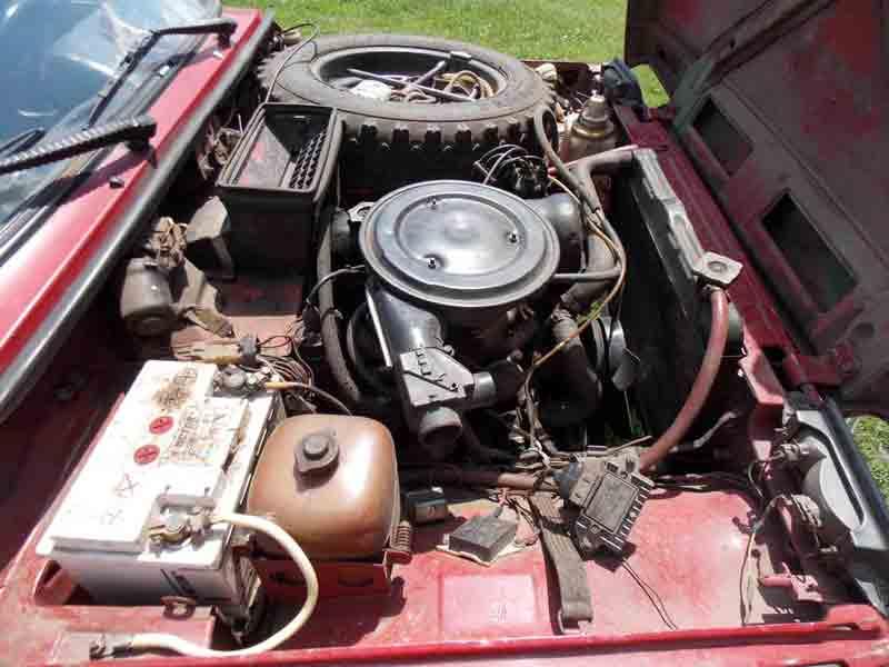 Ваз 2121 нива ремонт двигателя своими руками 21