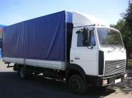 """Среднетоннажный грузовой автомобиль МАЗ-4370 """"Зубренок"""""""