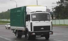 "МАЗ-4370 ""Зубренок"" на дорогах города"