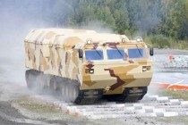 """Вездеход ДТ-30ПМ """"Витязь"""" грузоподъемностью 30 тонн"""