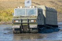 """Вездеход ДТ-3П """"Витязь"""" грузоподъемностью 3 тонны"""