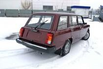 ВАЗ-21043 с салоном от ВАЗ-2107