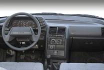 Салон и приборная панель автомобиля ВАЗ-2110