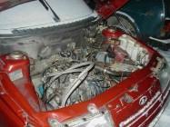 Роторно-поршневой двигатель автомобиля ВАЗ-2110-91